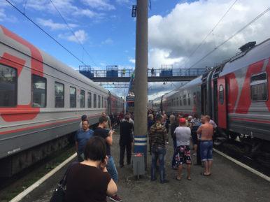 Transiberiano Low cost. Viaje en tren por toda Rusia<