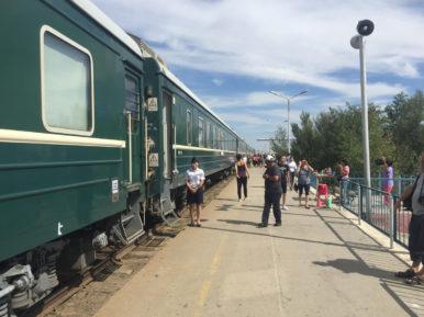 Transmanchuriano Low Cost. Un viaje en tren por Rusia y China<