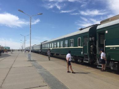 Transmanchuriano. Un viaje en tren por Rusia y China<