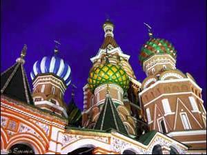 Bienvenido a Moscú: ¿Empezamos la ruta?