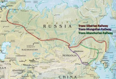 Viaje en Transiberiano. Salida en Agosto en grupo con guía en español<