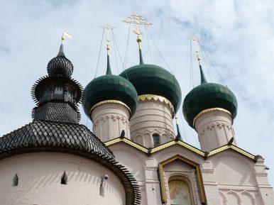Vladimir a Sergiev Posad: El Circulo de Oro<