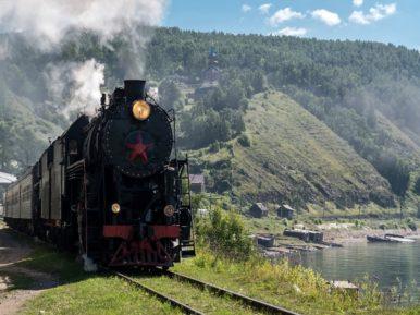 Transiberiano de lujo : Tren Rusia Imperial de Moscú a Vladivostok<